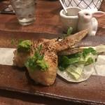 ボッテガ・ブルー - 鶏手羽の詰め物