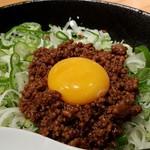 麻布麺房どらいち - 汁なし坦々麺