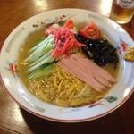 たつみ食堂 - 料理写真:冷麺(*^^)v