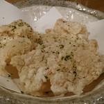 割箸 - 鶏せんべい
