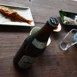 71327829 - ビールと甘露煮