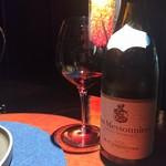 レスト ケイ ヤマウチ - 赤ワイン!