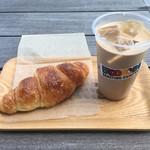 ブルックリン ロースティング カンパニー - maple shay shay & croissant