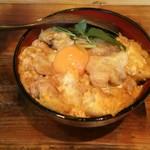 とり家ゑび寿 - 親子丼(850円)
