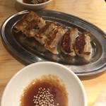 根性餃子 力石 - 羊肉餃子