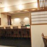 7133979 - 東急ホテル内「たん熊北店」店内