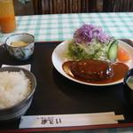 レストランまとい - 料理写真:料理