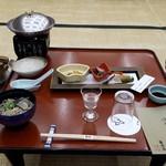 葉渡莉 - 夕食