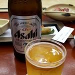 葉渡莉 - ビール