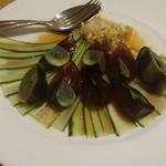蘇州 - 烏骨鶏の卵のピータンの冷菜 1,720円