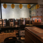たなか畜産 東十条店 - ごはん、スープ、カレー、初めて見たドリンクバー笑笑