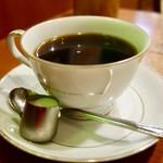 71333232 - [2017/07]ブレンドコーヒー(430円)+モーニングサービス(無料*) * 7時から11時まで