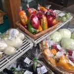 ひょうごイナカフェ - カラフルな野菜たち(2017.8.11)