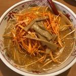 ラーメン永華 - 料理写真:ねぎみそラーメン