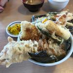 揚げたて天ぷら やぐら -