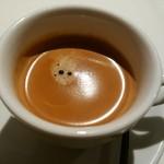 リストランテソットラルコ - コーヒー