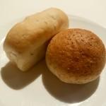 リストランテソットラルコ - 熱々自家製パン