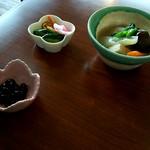 バニラビーンズ - 煮物、漬物、黒豆