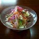 バニラビーンズ - サラダ