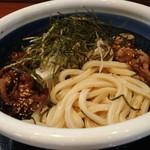 丸亀製麺 - 麺は1.5玉 後から知りました(^^;