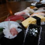 尾張屋 - 寿司いっぱいランチ