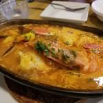 スペイン食堂 石井 - ペスカトーレ