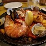 スペイン食堂 石井 - パエリア