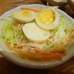 コムローイ - サラダ