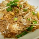 コムローイ - モチモチ麺