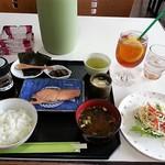 ふうせん - 料理写真:朝定食 550円