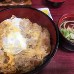 山之内 - ロースカツ丼