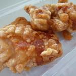 中国料理 布袋 - ザンギ(塩味)