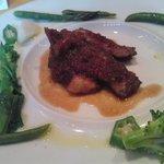 グラディナータ・ノルド - 和牛ロース肉のステーキ