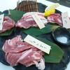 サッポロビール園 サッポロビヤテラス - 料理写真:士別産 サフォーク盛り合せ