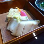 杜氏賛歌 - 1日目の焼き魚(ホッケ)