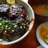 いし河 - 料理写真:味噌ヒレカツ丼 \780
