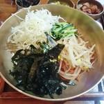 青鶴洞 - チョル麺