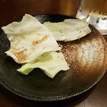 博多かわ屋 - 酢キャベツ