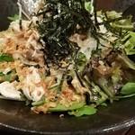 博多かわ屋 - かわ屋サラダ