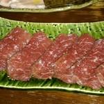 ホルモン酒場 焼酎家「わ」 - 肉山の赤身
