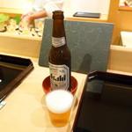 71344168 - 瓶ビール小瓶880円