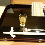 71344184 - ランチミニ懐石4,989円、食前酒