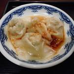 博多麺房 赤のれん - 自家製餃子