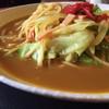 絵梨奈 - 料理写真:カレー焼きそば  ウエット
