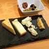 ヘッポコ - 料理写真:チーズ4種盛り