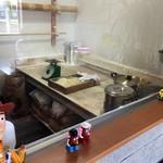手打らーめん まるち - 製麺室