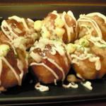 石松 - マヨコーンチーズたこやき