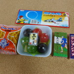 日本一のだがし売り場 - 購入したお菓子 2017年8月