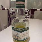 アル フォンテ - 可愛いビンのオリーブオイル