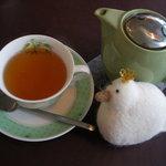 ポーズカフェ - ラ・フランスの紅茶